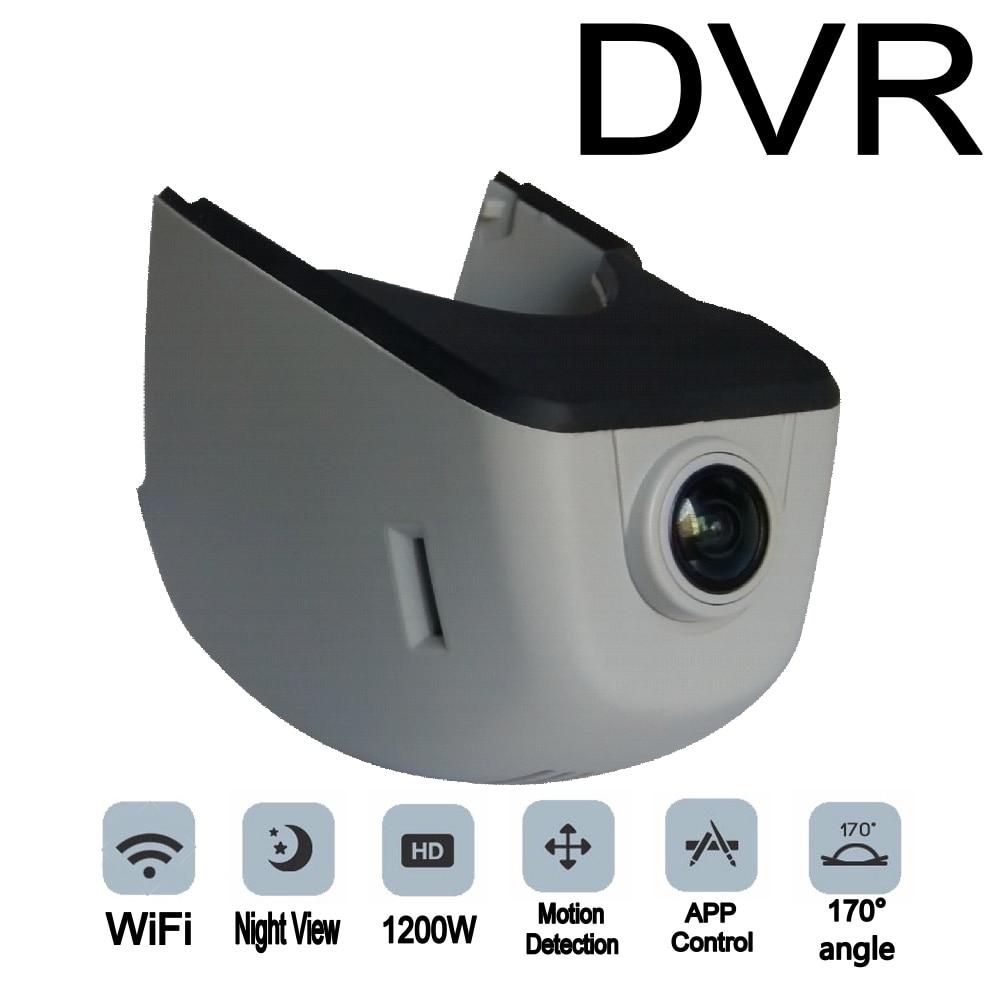 NOVOVISU Car Black Box WiFi DVR Dash Camera Driving Video Recorder For Audi A3 A4 A5 A6 A7 Q5 2013 2014 2015 2016 2017 rns510 rcd510 car rgb reversing video camera for vw tiguan a4 a7 s6 q5 a6 a5 2011 2012 5nd 827 566 c 5nd827566c