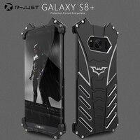 Original R just For SAMSUNG Galaxy S8 plus Case Original Simon Thor Series IRON MAN Batman Metal Aluminum Shell For S8 Plus