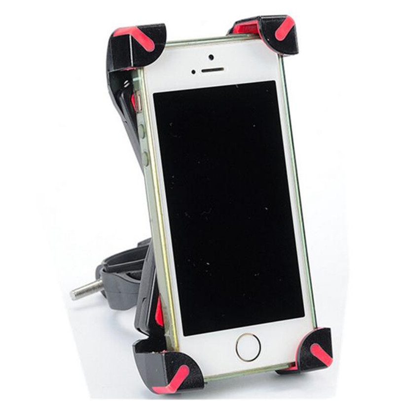 Universal Motorcycle MTB Bike Bicycle Handlebar Mount Holder For Mobile Phone Outdoor Bicycle Parts Hot Sale WholesaleJuly 14