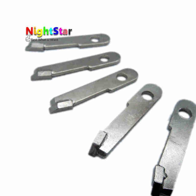 цена на 6PC/SET Alloy Blade For Wood Circle Hole Saw Drill Bit Cutter Kit Blade shape Sharp triangle