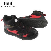 Уличные дышащие Нескользящие ботинки для рыбалки фетровые с