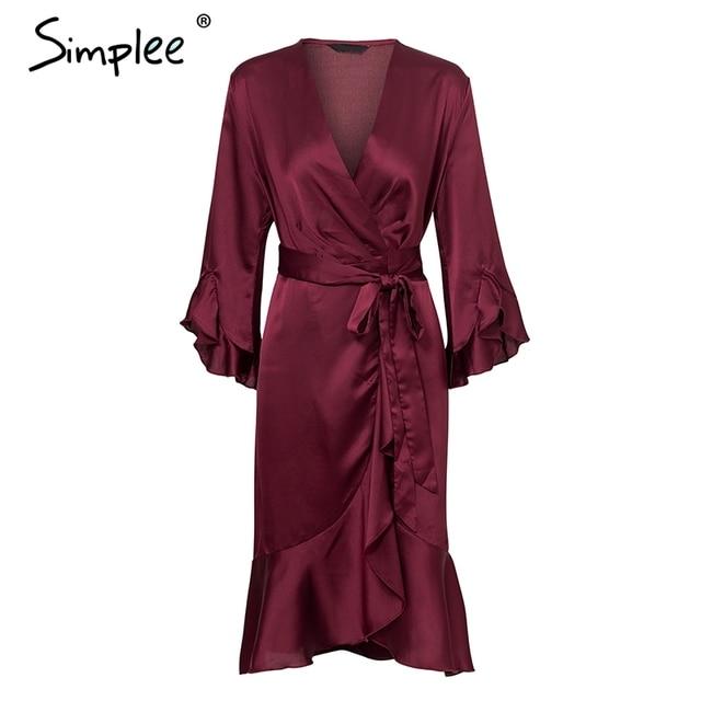 SIMPLEE Moekas kleit