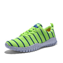 In 2016, the new fly men comfortable breathable shoes, fashion lightweight breathable bottom MD9972