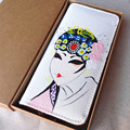 New hand-painted elegant lady purse handmade ethnic style tourist resort packages actors birthday gift wholesale Features N008
