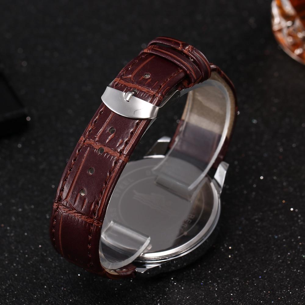 Luxury Arabic Numbers Men Watches Male Casual Quartz Business Watch Male Muslim Watch Relojes Hombre Montre Homme Zegarek Meski