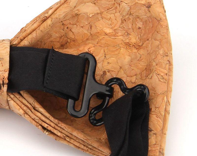 New Handmade Wooden Cork Bamboo Bow Tie Bowtie Men's Cravat 64