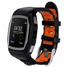 GT68 Sport Smart Uhr GPS anti-verlorene NFC Gesundheit Pulsmesser Bluetooth 350 mAh g-sensor GSM Smartwatch Für IOS Android