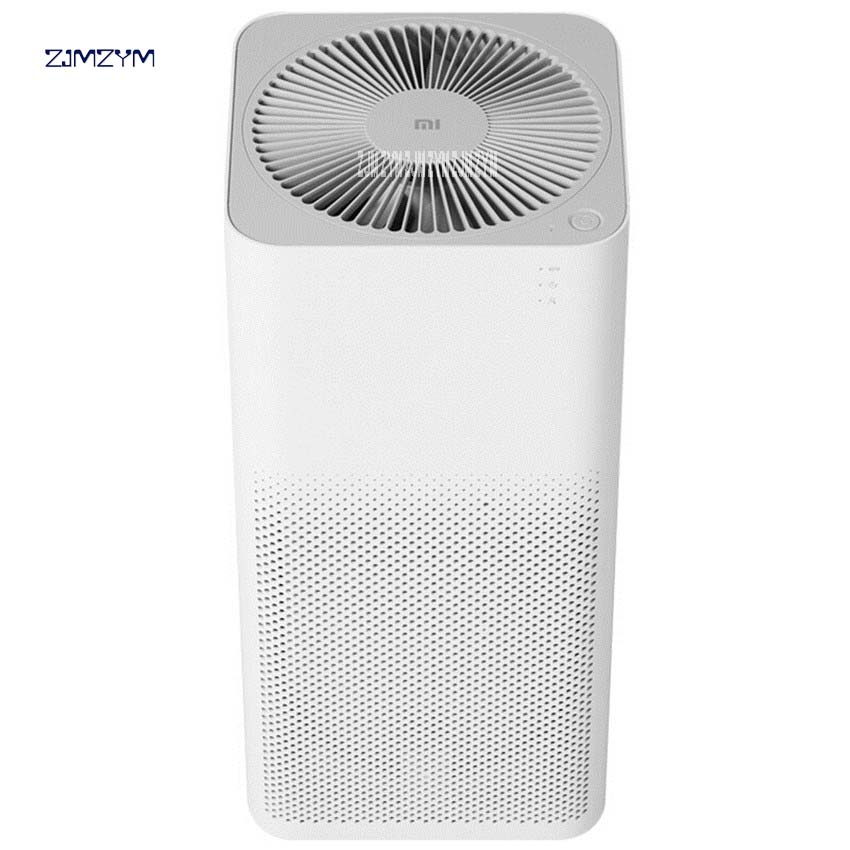 1PC Air Purifier 2 Steriliser In addition to Formaldehyde Haze Cleaning Air Purifiers Hepa Filter Appliances Smart APP 100-220V kj210g c42 air purifier in addition to formaldehyde secondhand smoke wifi intelligent control mute ionizer