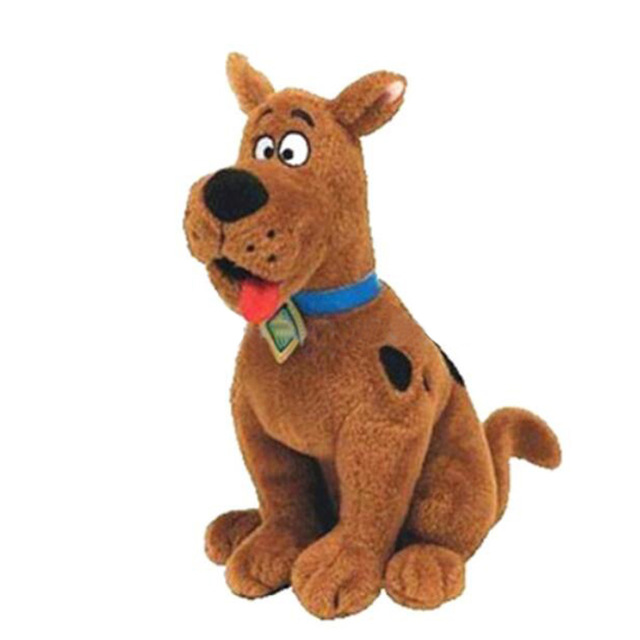 003a7e99a4ba2 Scooby-Doo Scooby Doo Dog Plush Toy Stuffed Animals 25cm 10   Large Kids  Toys for Children Gifts