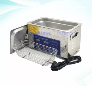 Image 1 - ultrasonic cleaner stainless steel 120W 3L diesel injector cleaning machine for Bosch Denso Delphi injector repair tool