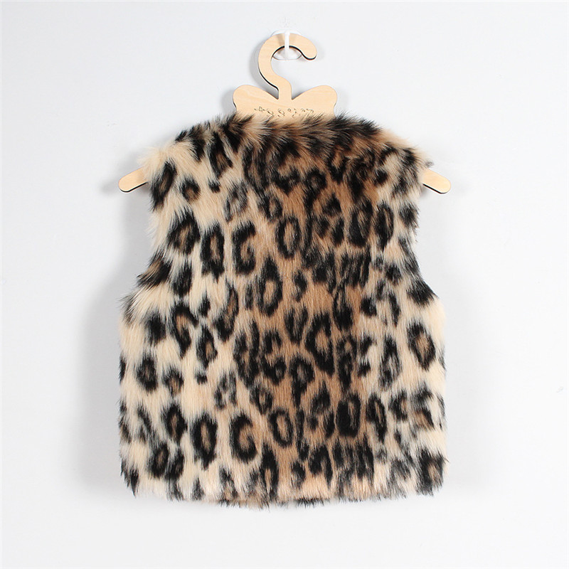 3b713a8d8 ... Scsech New Winter Girls Fur Coat Baby Girl Faux Fur Jackets Leopard  Winter Jacket Thick Warm 20180804_150738_184 20180804_150738_185  20180804_150738_186 ...