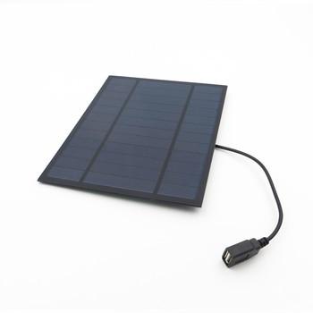 6V 6W Solar Panel Charger DIY  4