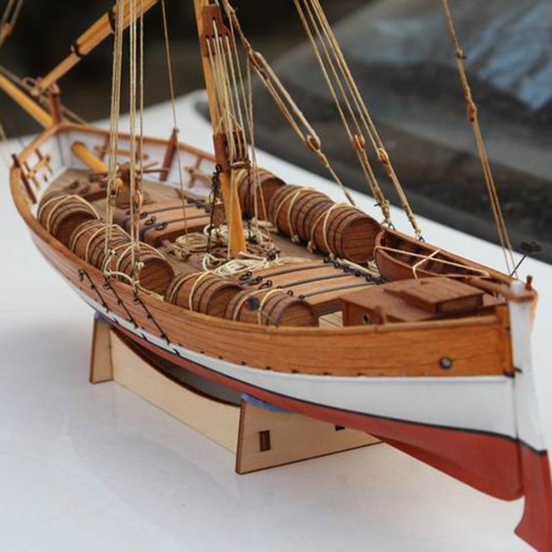 Diy Leudo Wooden Ship 1 48 Models Kits