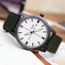 Carmis relogio masculino deportes Reloj de Pulsera de Lujo Marca Analog Display Fecha hombres de Negocios Reloj de Cuarzo Reloj de Los Hombres