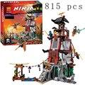 2016 NUEVA Bela Lepin Ninjagoes Ciudad Castillo Batalla Ninja Bloques de Construcción de Juguete Ladrillos Compatible Mejores Juguetes para los niños