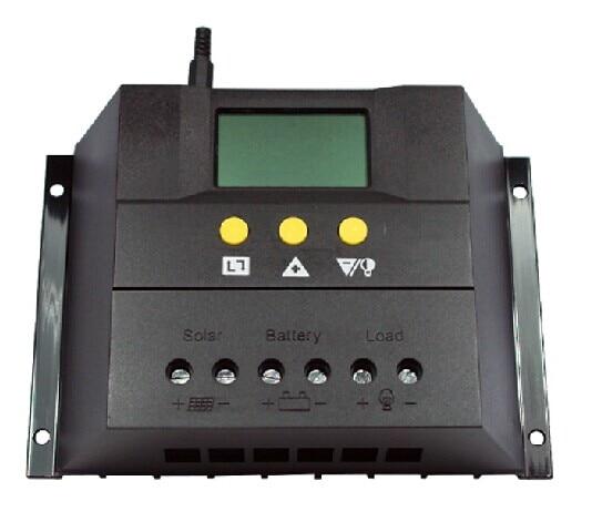 PWM CM5048 50A 48V solar charge controller solar regulator for solar system 50a 48v solar charge controller solar system controller with led dispaly solar controller 50a 48v pwm solar regulator 50a 48v