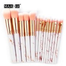 15PCS/Set Pro Make Up Brushes Multifunctional Makeup Concealer Eyeshadow Foundation Brush Set Tool brochas maquillaje