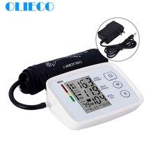 Тонометр OLIECO умный автоматический, тонометр для всей семьи, сфигмоманометр