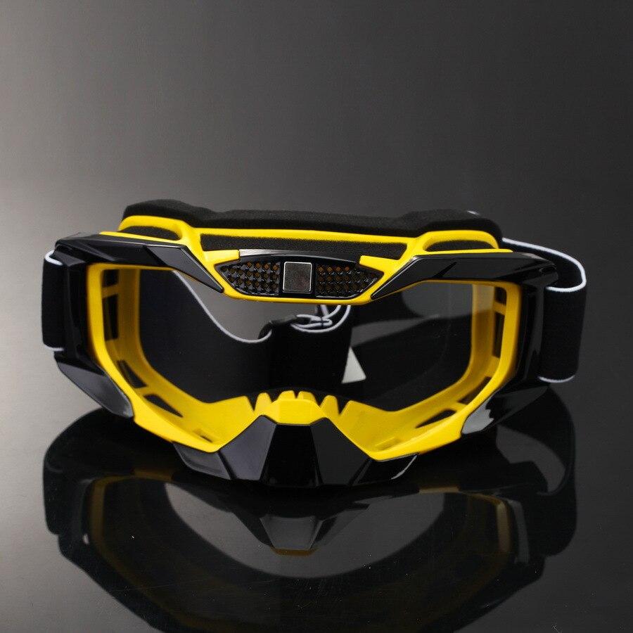 Possbay óculos da motocicleta ao ar livre scooter moto ciclismo óculos gafas motocross lunette moto mx fora da estrada de esqui oculos