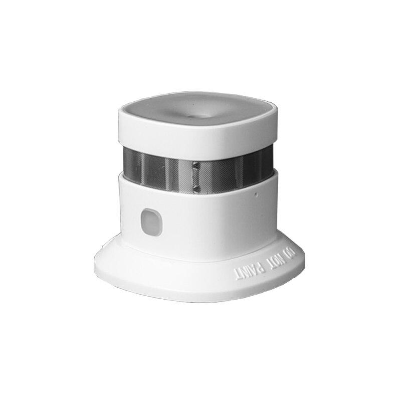 Wireless Zigbee Smart Anti-fire Alarm Smoke Sensor Smart Home Sensors(China)