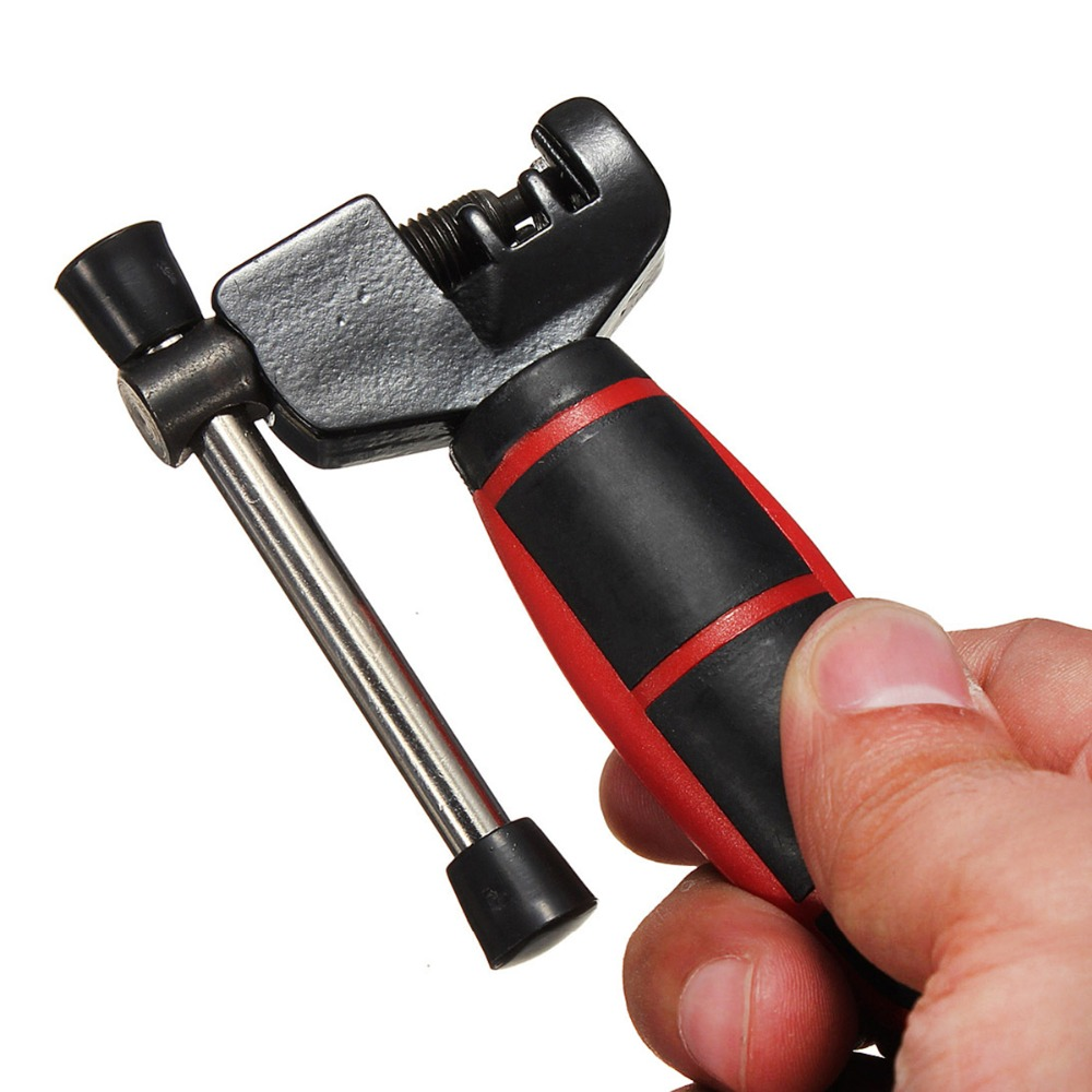 Perfect Bike Bicycle Cycle Chain Pin Remover Link Breaker Splitter Extractor Tool Kit Durable Steel Construction Great repair tool 4