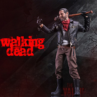 1/6 Scale ZCTOYS T06 The Walking Dead Negan Full Set Action Figures Body Head With Accessories Toys Gifts F Husband Collections