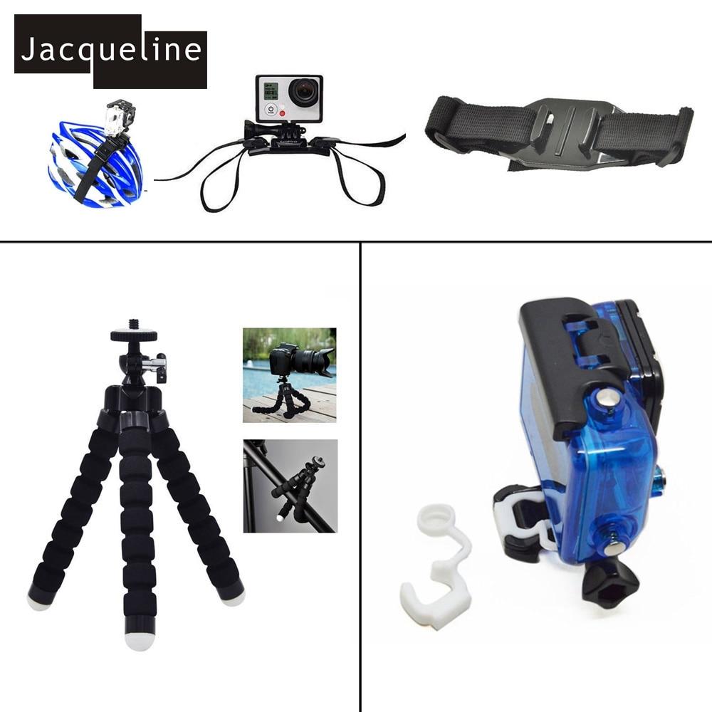 Jacqueline za komplet dodatkov Komplet monopod za Gopro hero HD 6 5 - Kamera in foto - Fotografija 5