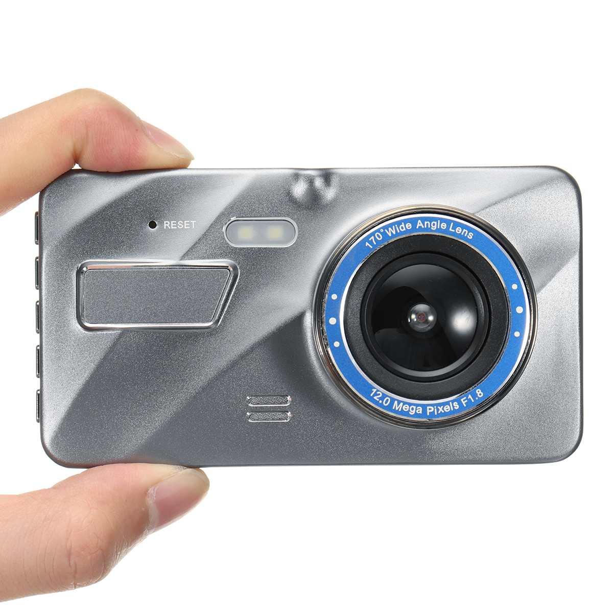 Dash Cam New Dual Lens Car DVR Camera Full HD 1080P  3