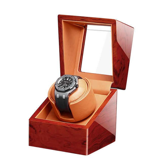 Горячая продажа часы намотки автоматические механические часы коробка с подзаводом мотор шейкер часы намотка-держатель Организатор хранения украшений Органайзер