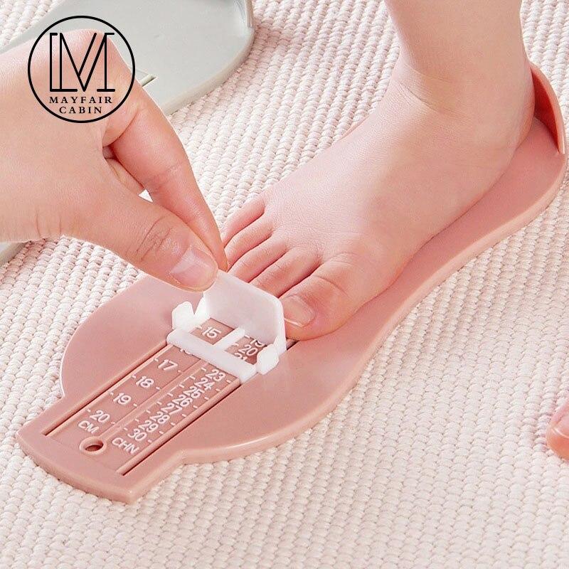 Kids Infant Foot Measure Gauge Shoes Size Measuring Ruler Tool Baby Child Shoe Toddler Infant Shoes Fittings Gauge Foot Measure