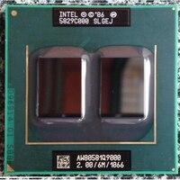 Original intel Q9000 2.0GHz/6MB/1066MHz/quad core PGA478 scrattered pieces For GM45 PM45