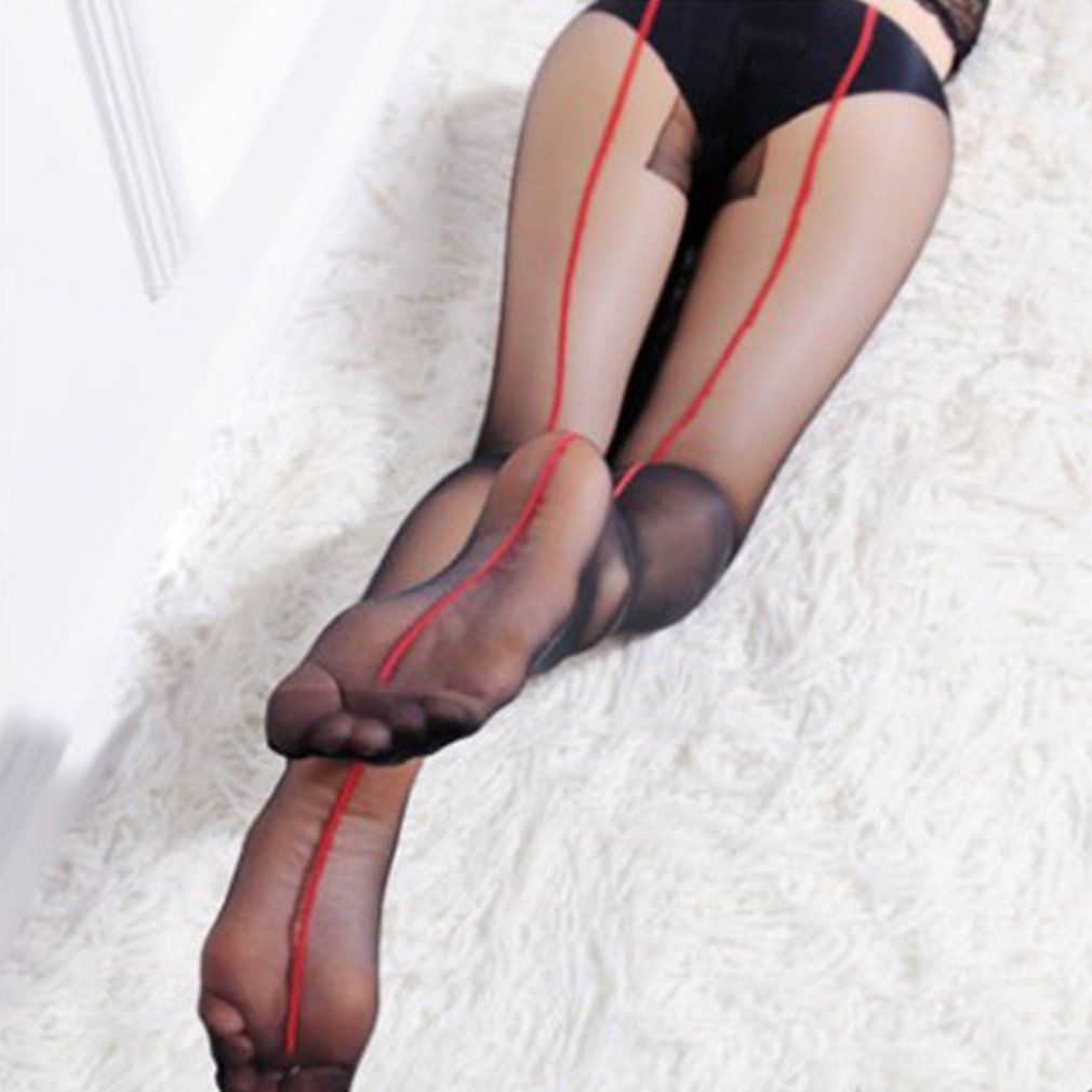 Fashion Women Stockings Transparent Perspective Erotic Stockings Pantyhose Stockings Sexy Costumes For Women Lady HOT SALE