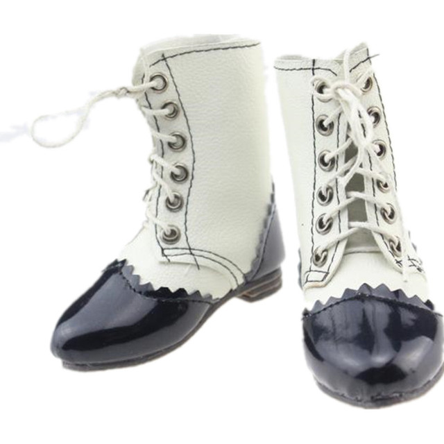 Silicone Reborn baby Doll Shoes Fit 18 inch American Girl Boots With Lace Fashion Dolls Accessories Gifts