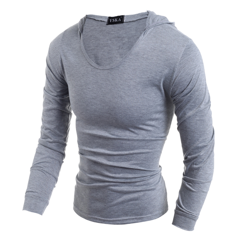 camisetas hombre 2017 brand name clothing leisure and slim fit tee long sleeve men solid color t. Black Bedroom Furniture Sets. Home Design Ideas