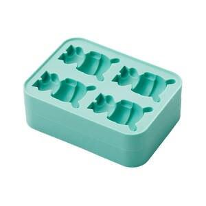 Image 5 - Xiaomi Mijia Mitu Ice Tray królik śliczny kształt Ice Cube 4 kostki Ice Mold zdrowe pojemniki do przechowywania foremka od Xiaomi Youpin