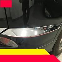 lsrtw2017 abs car rear cornor bumper trims for toyota rav4 2016 2017 2018 xa40
