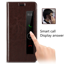 Genuine Leather Case For huawei P20 Pro cover Magnetic case Huawei Flip Cases leather Phone cases Fundas