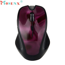 Mosunx Advanced Mini high quality 3D Stereo Bluetooth Wireless Optical Mouse Mice for Windows 7/XP/VISTA/Android 1PC