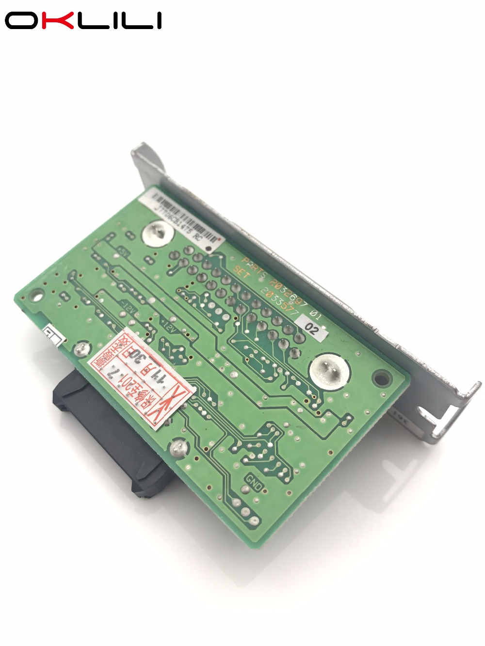 Epson M111A RS-232 UB-S01 C823361 Printer Serial Interface Adapter Card