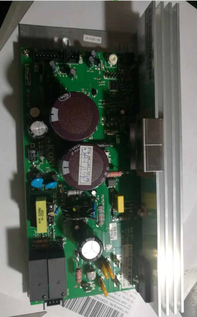 Treadmill Internal power board Relay assembly for icon Treadmill ...