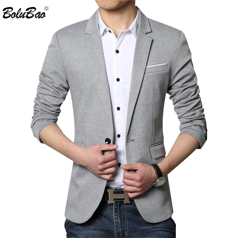 New Men Blazer Fashion Brand New Quality Luxury Wool Blends Suit Blazer Masculino Male Suits Jacket M-6XL
