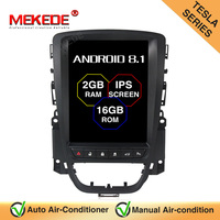 MEKEDE Android8.1 car dvd gps multimedia player For Opel Astra J/Vauxhall Holden 2010 2013 car radio Bluetooth ipod wifi