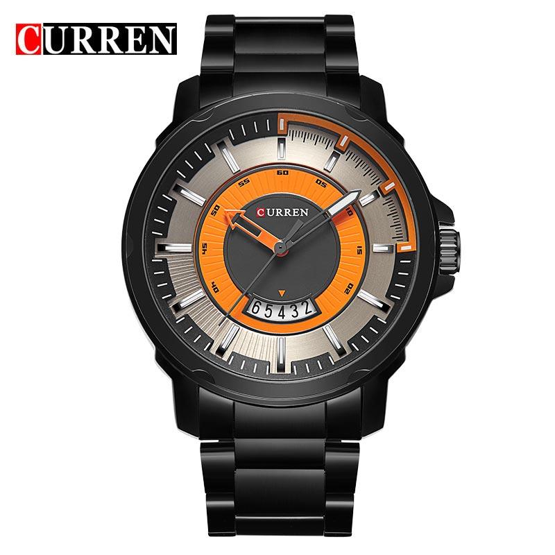 Curren Luxury Sport Quartz Ժամացույցներ - Տղամարդկանց ժամացույցներ - Լուսանկար 5