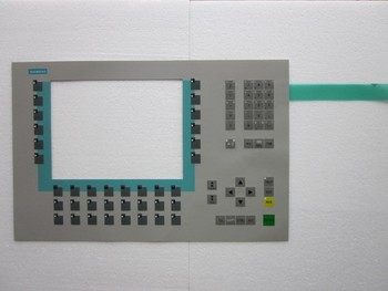 OP270-10 6AV6542-0CC10-0AX0 Membrane Keypad for HMI Panel repair~do it yourself,New & Have in stock