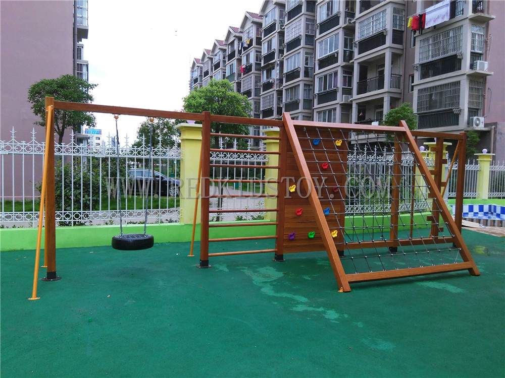 Online get cheap wooden playground equipment alibaba group - How to build an outdoor wooden playground ...