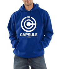 Men's Casual Anime Hooded Pullover Sweatshirts