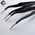 1PC Excellent Mutifunction Ceramic Tweezers with Stainless Steel Handle Rebuild DIY tool E-Cigarette Accessories For Wire Coil