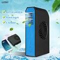3 скорости мини портативный USB Перезаряжаемый безлопастный охладитель вентилятор с мощностью 6000 мАч для мобильного телефона