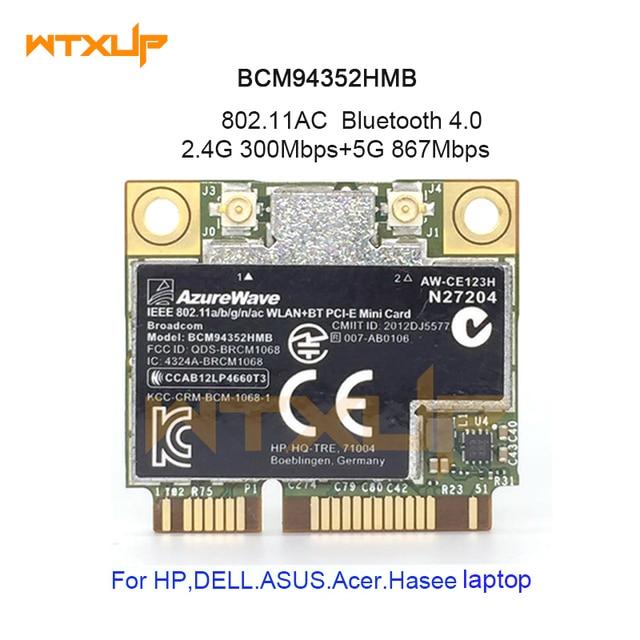 HP ENVY 17t-j000 Broadcom Bluetooth Linux