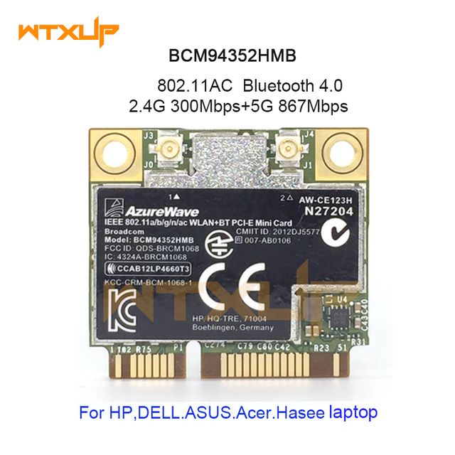 BROADCOM BCM4352 WINDOWS 7 64BIT DRIVER